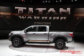 nissan titan engine life nissan titan warrior concept brings original titan sketches to life