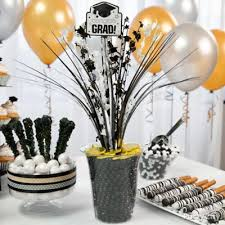 graduation party decorating ideas grad party centerpieces on graduation party 360