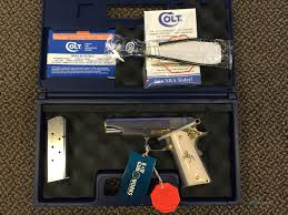 colt commander model 45 acp lew horton exclusive high