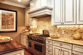 slate backsplash in kitchen tiles backsplash modern white shaker cabinet door granite