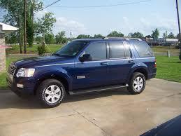 Ford Explorer Blue - simplyq 2008 ford explorer specs photos modification info at