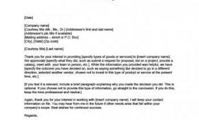 Rejecting Goods Letter rejection letter to vendor ingyenoltoztetosjatekok