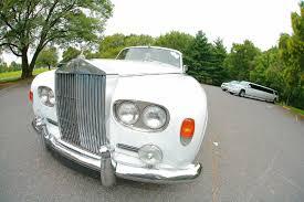 roll royce limousine first class limousine services the nj 1964 rolls royce limousine
