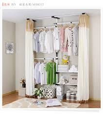 How To Build A Closet In A Room With No Closet How To Double Your Closet Space For 51 And One Trip To The Store