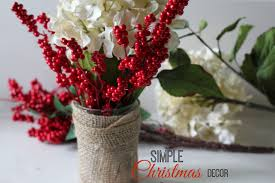 Home Holiday Decor by Christmas House Decorations Simple