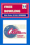 by Collins Bowling Centers