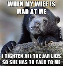 Funny Wife Memes - how to get your wife to talk to you husband wife humor wife