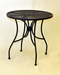 Mesh Patio Table by All About Furniture Omt 30