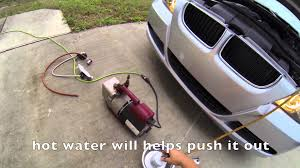 how to recharge your bmw 3 series ac system bmw e90 2006 2014