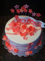 welcome home cake my sweet zepol