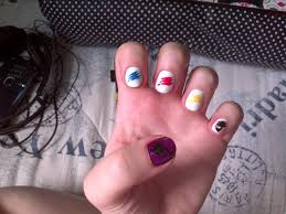 nail art design lines choice image nail art designs