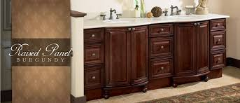 Custom Bathroom Vanity Designs Bathroom Semi Custom Bathroom Cabinets On Bathroom Regarding