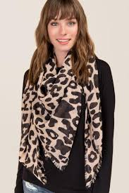 Cheetah Print Blanket Golda Cheetah Print Blanket Scarf Francesca U0027s