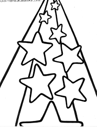 star coloring pages for preschoolers glum me