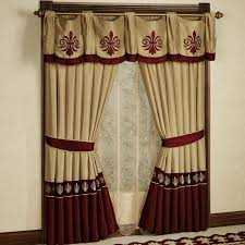 the best ideas red and white kitchen curtains dearmotorist com