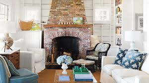 cottage livingrooms 40 beautiful beachy living rooms coastal living