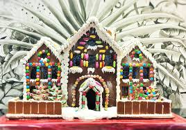 Gingerbread House Decoration Gingerbread House Decorating Workshop Bread And Honey