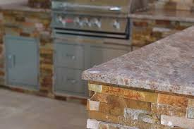 kitchen outdoor kitchen countertop considerations elegant kitchens