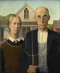 Popular Artwork American Gothic Wikipedia