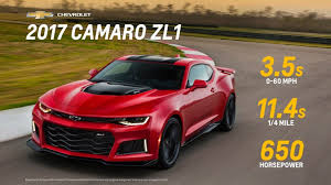 camaro zl1 2013 specs 2017 chevy camaro zl1 performance specs gm authority
