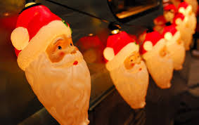 santa lights pictures photos and images for