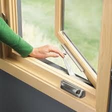Awning Window Mechanism Casement Replacement Windows Marvin Windows