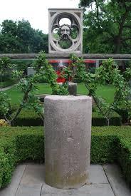 the garden designer u0027s roundtable sculpture in the landscape