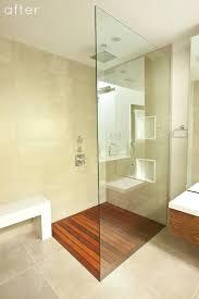 desain kamar mandi transparan kamar mandi kaca rumah minimalis