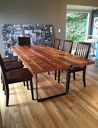 barn wood dining room table photo gallery of reclaimed wood dining table viewing 2 of 15 photos