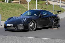 latest porsche 2019 porsche 911 gt3 rs u00274 2 u0027 latest spy shots gtspirit