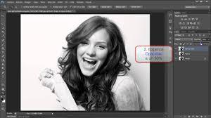 imagen blanco y negro en illustrator ps cs6 tono en escala de grises youtube