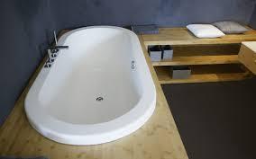 aquatica carol wht drop in velvex bathtub fine matte