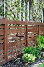 best 10 horizontal fence ideas on pinterest backyard fences