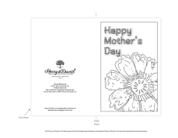 mother s day card designs printable mother u0027s day cards