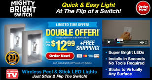 mighty bright light amazon mighty bright switch review cordless light switch freakin reviews