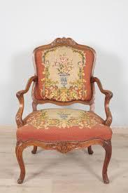 fauteuil dos fauteuil à dos plat d époque xviiie siècle n 54144