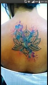 20 best watercolor mandala tattoo images on pinterest tattoo