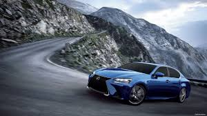 sporty lexus blue 2017 lexus gs 350 f sport a modern classic review