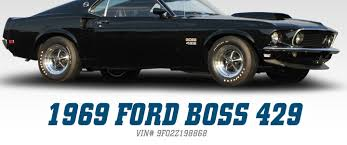 mustang 429 cobra jet the ford 429 mustang available at russo and auction