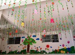 kindergarten classrooms air ornaments ornaments class school
