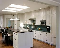 best fresh wide galley kitchen with island 17728