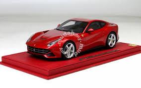 f12 model f12 berlinetta 1 18 enzored sport car model hobby