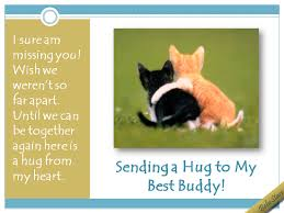 sending a hug free miss you ecards greeting cards 123 greetings