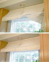 Kitchen Window Treatments Ideas Pictures Best 25 Window Coverings Ideas On Pinterest Hanging Curtains