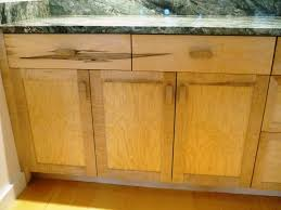 handmade curly maple kitchen by blue hill cabinet u0026 woodwork