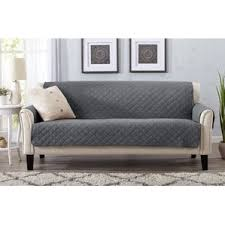 Grey Slipcover Sofa by Recliner Slipcovers You U0027ll Love Wayfair