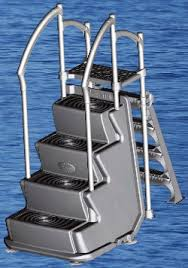 above ground swimming pool ladders kinds styles u0026 prices