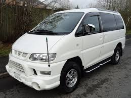 used mitsubishi delica cars for sale motors co uk