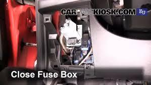 Grande Punto Interior Interior Fuse Box Location 2005 2011 Fiat Grande Punto 2007