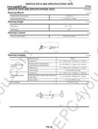 nissan primera p12 service manual repair manual workshop manual
